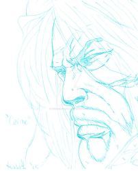 Caine Close Up by TyndallsQuest