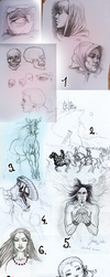 Sketchpile by green-ermine