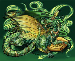CM: La Fee Verte by susmishious