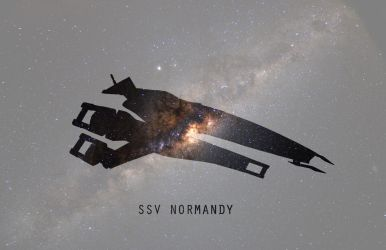 Normandy edit by lucylucycoles