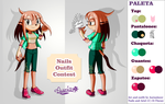 Nails Outfit - Contest Entry by Aurialudzic
