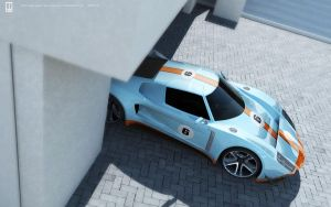 Gulf GT conept by wizzoo7