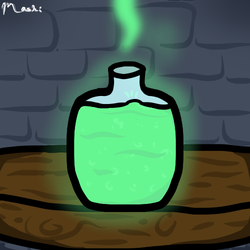 Vial of Poison - Finished 8 AM by Moshimoshiz