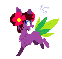 Shiny Ponymon Adopt~ Bellossom (Open)