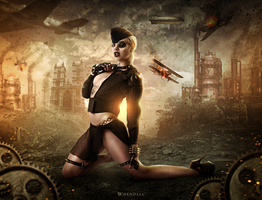 Dieselpunk by Whendell