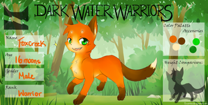 DWW Foxcreek app by Eeveelutions95