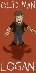 Old Man Logan by oVunderkind