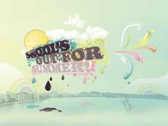 Skool's Out Wallpaper Pack by d4m