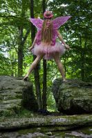 Forest Faerie by zharth