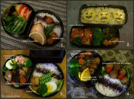 Obento collection 6 by pixmaina