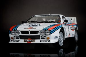 Lancia 037 Rally 1:12.. by NorthBlue
