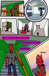 Petra's Apartment Pg 26 by Krazy-dog
