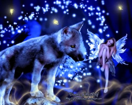 Dreams of the Wolf by GrandeReveuse