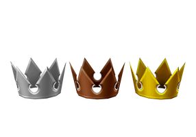 KH Crowns DOWNLOAD by Reseliee