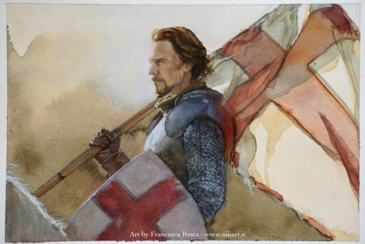 Hiddleston as Henry V by niji707