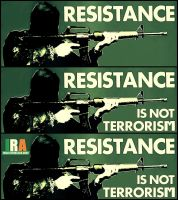 Resistance Banners for FB by Quadraro