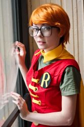 Carrie Kelley: The Girl Wonder by irisraydiant