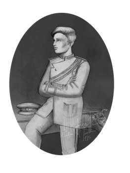 Prince Cedric of Toullan aged 16 by Giuliabeck