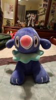 Popplio has joined me in real life by Dat-TF-Artist-Numa