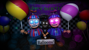 Balloons! by tlc2013