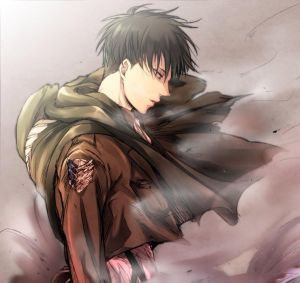 Levi x Titan!reader,Pinky swear,one-shot by Jessicaxchen on DeviantArt