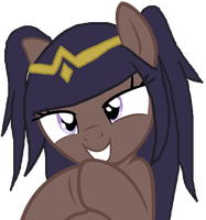 My Little Emblem - Tharja by SuperBashSisters