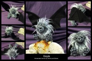 Goyle by WormsandBones