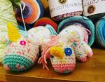 Crochetti Unicorns by WrittenBadly