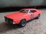 The general Lee. The dukes best cae they own by JSMRACECAR03