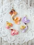 Flower Mermaid Necklaces by LittleBreeze