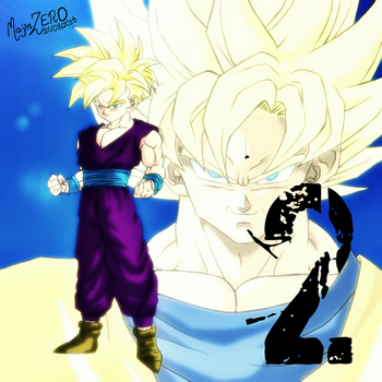 Dragon Ball Z Super Butouden 2 by soteriosalles