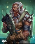 ...Commission: Mag'har Swamp Orc...