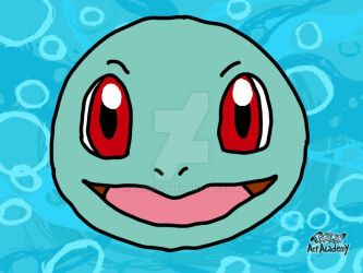 Squirtle by Chrisi011