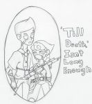 Till Death Isn't Long Enough by bluestarproduction