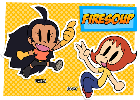 FireSoup toons by Coonstito