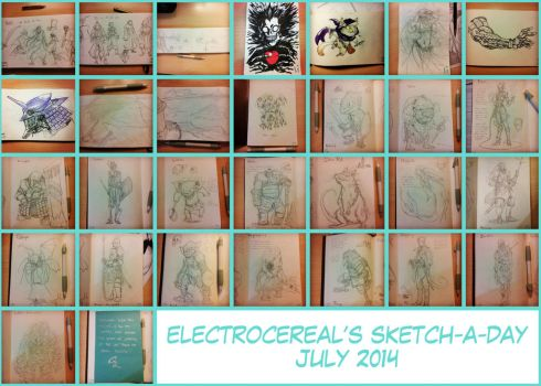 July 2014 by ElectroCereal
