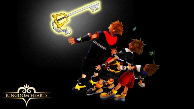 Kingdom Hearts III by Vitor-Aizen