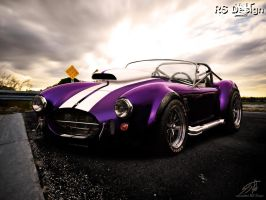 Ford AC Cobra - Deep Purple by RS--Design