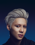 Taemin (SHINee) by TYV-ART