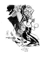 HARLEY and MR. JAY by EricCanete