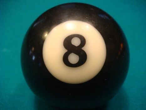 8 Ball by Xjph
