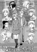 A Dubious High School Production by DubiousCompany