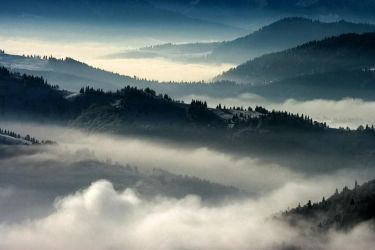mirage of mists by amunteanu66