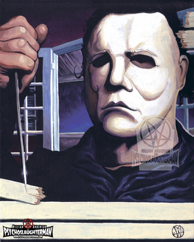 Welcome To Haddonfield by PsychoSlaughterman