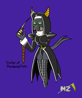 Sister of Redemption by metalzaki