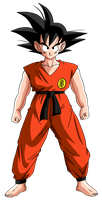 Colored 069 - Gokuh 012 by VICDBZ