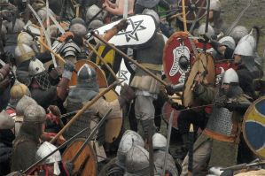 Vikings in Wolin 2 by Wirikos