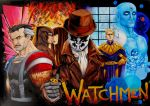 Watchmen by KidNotorious