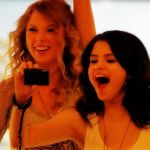 Taylor and Selena by onlyucanmakemeefeel