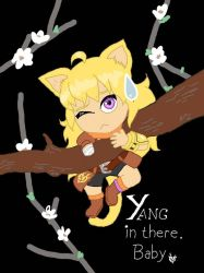 Yang in There... by DaMee-Momma